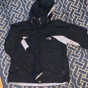 Vintage North face rain jacket men's size medium